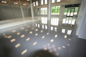 E100 Pt1 Clear Epoxy Amp 100 Solid Resin Floor Coating