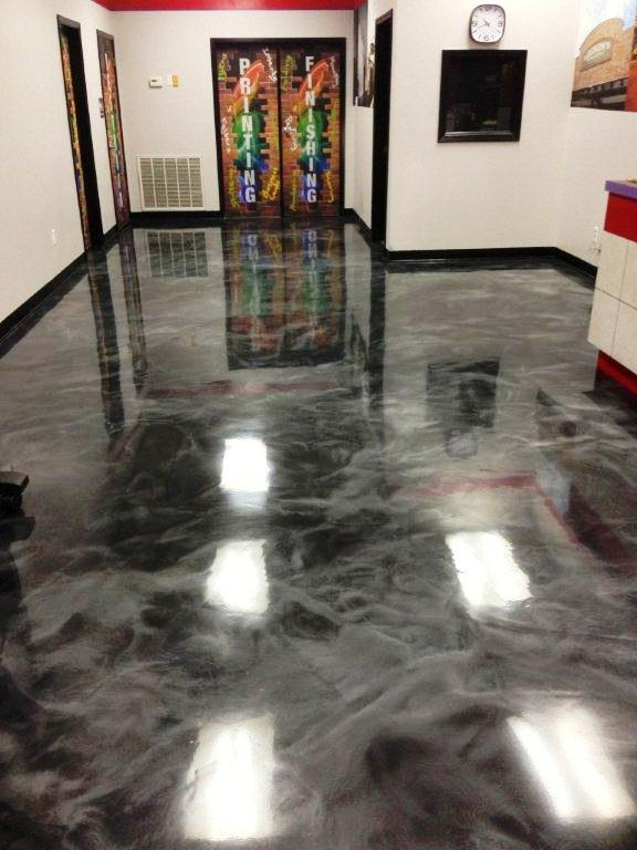 e100 uv1 clear epoxy resin flooring system from elite. Black Bedroom Furniture Sets. Home Design Ideas